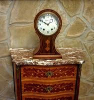 Seth Thomas fireplace, table clock