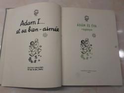 JEAN EFFEL  ÁDÁM ÉS ÉVA regénye, 1963