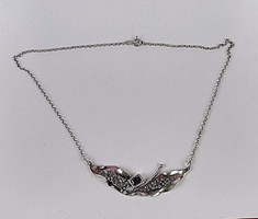 Noy Li izraeli designer ezüst nyaklánc