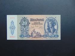20 pengő 1941 C 072 aUNC ! Hajtatlan bankjegy