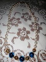 Antik, gyönyörű gyöngysor