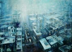 Kék nocturne // Blue Nocturne