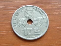 BELGIUM BELGIQUE - BELGIE 10 CENTIMES 1938 #
