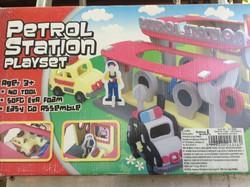 Építő játék szivacsból
