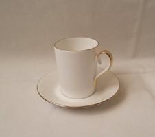 Aranyozott angol 1 személyes kávés készlet (Royal Albert)