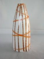 Gránit kerámia art deco váza