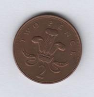 Angol 2 Penny 1996 (0066)