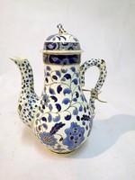 Fischer kiöntő, XIX századi historizáló kézzel festett porcelán