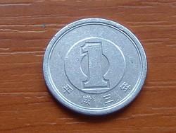 JAPÁN 1 YEN 3 (1991)