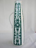 Német porcelán retro váza 30 cm