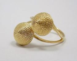 Kő nélküli arany gyűrű (ZAL-Au80624)