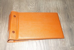 Levél és képeslap papírpénz album (AA-01)