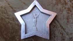 Inota alumínium ipari emlék az '50-s évekből