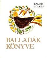 Kallós Zoltán Balladák könyve