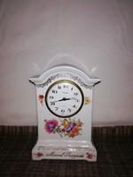 Nagyon szép Marvel Szappanos porcelán óra!