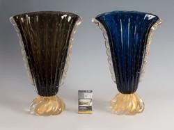 Muránói üveg vázák
