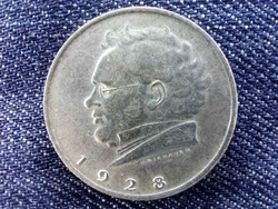 Ausztria, Franz Schubert ezüst .640 2 Schilling 1928 (id9577)