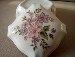 Zsolnay bonbonier nagyméretű porcelán doboz