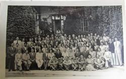 DUNAVECSE CSOPORTKÉP JELZETT FOTÓ FÉNYKÉP 1948 SZABADMÜVELŐDÉS TANFOLYAQM - 2 800 Ft