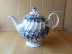 Johnson Bros angol porcelán teáskanna kiöntő 1 liter
