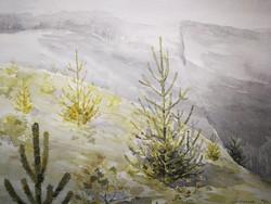 Somogyi János festmény
