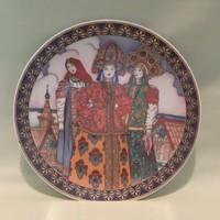 Villeroy-Boch porcelán tányér, dísztányér