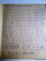 BÉKEFI ERNŐ LISZT KUTATÓ RAJKA KÉZÍRAT 1908 KÁNTORTANITÓ ÉNEK - ÉS ZENEKARVEZETŐ