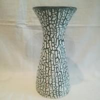 Retro iparművész kerámia váza 23,5 cm
