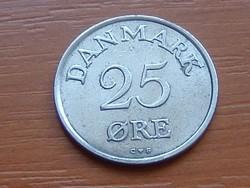 DÁNIA 25 ÖRE 1967