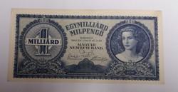 1 milliárd milpengő 1946.