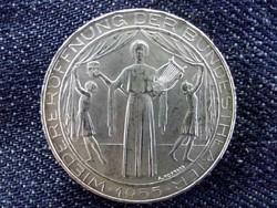 Osztrák ezüst 25 Schillig 1955, a bécsi Nemzeti Színház újranyitása/id 9613/