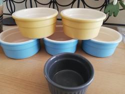 Kerámia sütőtálkák 5+1