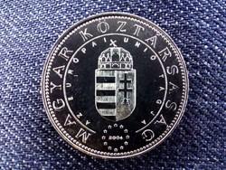 Ritkább címeres EU csatlakozás 50 Forint 2004 UNC, rolni bontásból/id 9274/