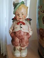 Német bájos nagyméretű fiúcska 22 cm