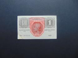 1 korona 1916  1621