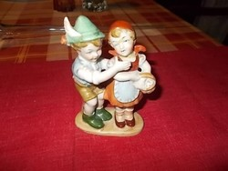 Porcelán páros'' Jancsi és Juliska