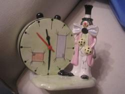 U2  Art deco bohócos porcelán persely ritkaság