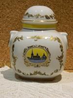 Lomonosov fűszeres,teafű tartó.