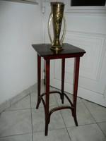 Ritka antik eredeti jelzett J&J Kohn osztrák (Thonet) szobor tartó / posztamens 1910 környéke