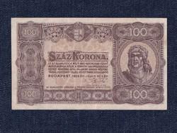 Magyarország, papír 100 Korona 1923/id 9721/