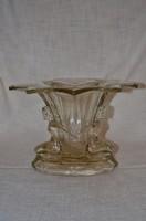 Régi nőalakos váza 02