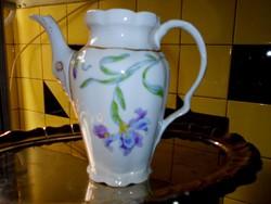 Antik szecessziós  porcelán kancsó