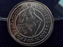 Történelmi féltallérok utánveretben Joachimsthaler féltallér ezüst (.999) PP/id 4534/