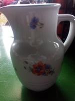 Szép Kispesti porcelán kancsó