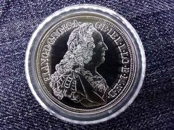 Magyar tallérok utánveretben I. (Lotaringiai) Ferenc tallérja ezüst (.999)/id 9792/