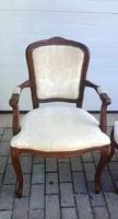 Neobarokk karosszék, karos szék, fotel