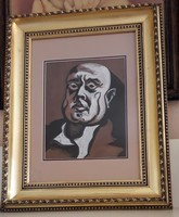 Régi portré