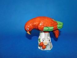 Herendi ANTIK papagáj