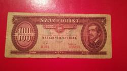 1957-es 100 Forint RR!