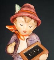 Hummel számoló kisfiú, 10 cm